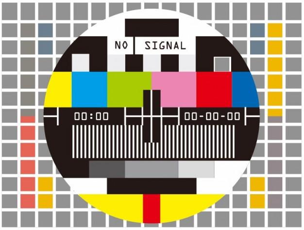 ekran-testowy-telewizji-nie-wektor-sygnału_53-14440